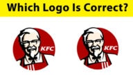 Spot Out The Correct Logo Of These Brands