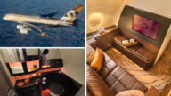 The Most Expensive Flight in the World –ETIHAD - 5Factum